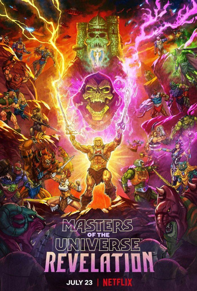 >Masters of the Universe Revelation ฮีแมน เจ้าจักรวาล พากย์ไทย