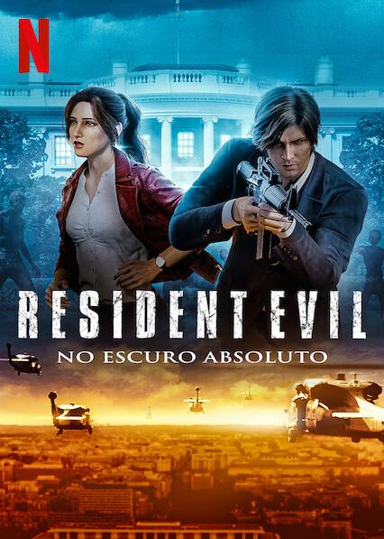 >Resident Evil Infinite Darkness ผีชีวะ มหันตภัยไวรัสมืด ตอนที่ 1-4 พากย์ไทย