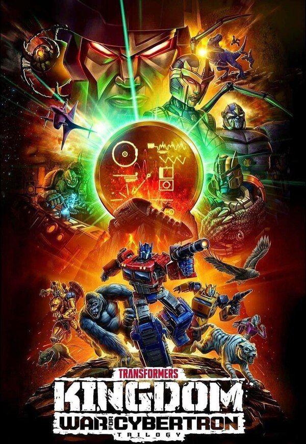 >Transformers War for Cybertron Kingdom ทรานส์ฟอร์เมอร์ส สงครามไซเบอร์ทรอน Kingdom ตอนที่ 1-6 พากย์ไทย