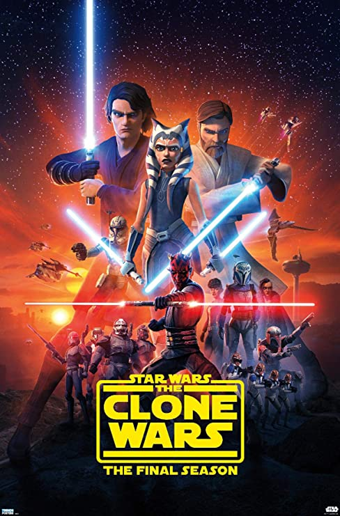 >Star Wars The Clones Wars 7 สตาร์ วอร์ส เดอะ โคลน วอร์ส ภาค7 ตอนที่ 1-12 พากย์ไทย