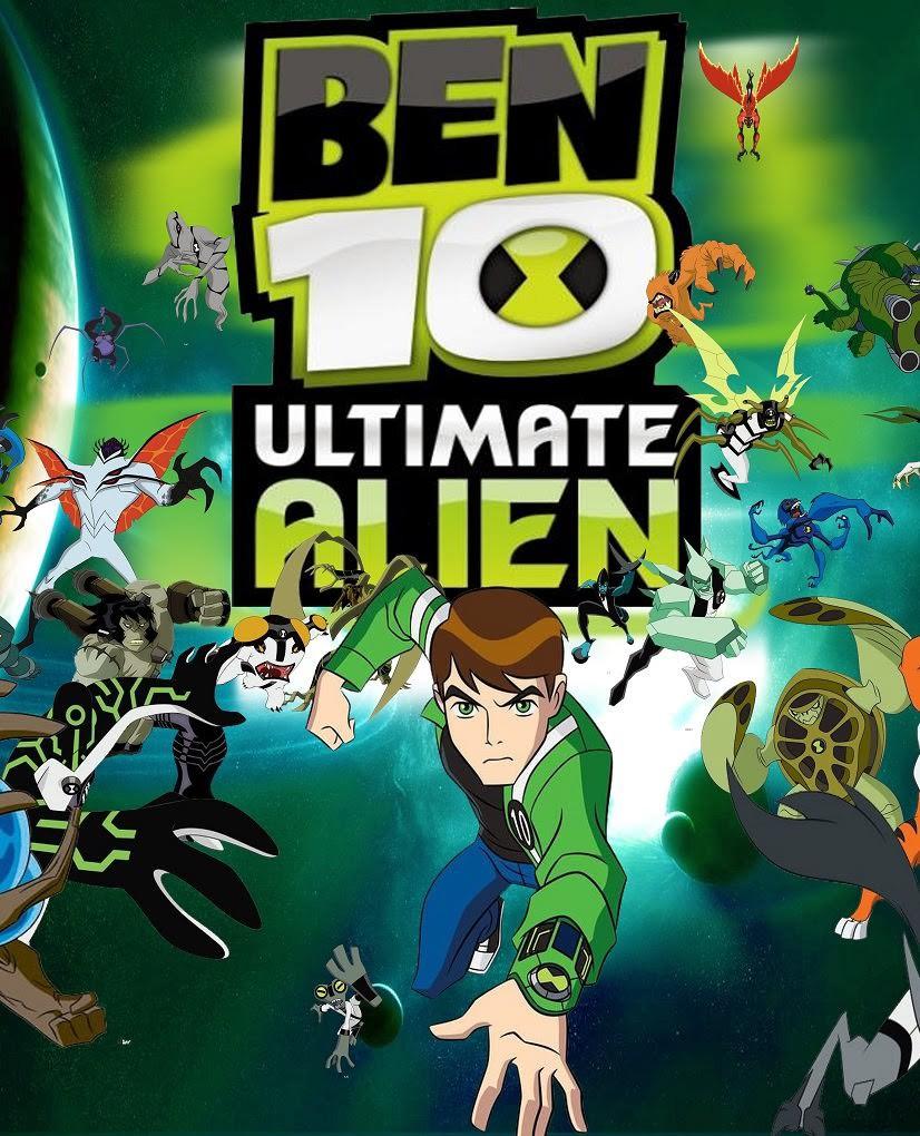 >Ben 10 Ultimate Alien เบ็นเท็น อัลติเมทเอเลี่ยน ตอนที่ 1-10 พากย์ไทย
