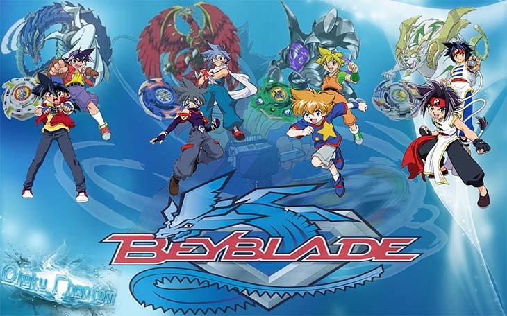 >Beyblade เบย์เบลดศึกลูกข่างสะท้านฟ้า ภาค 1 ตอนที่ 1-51 พากย์ไทย
